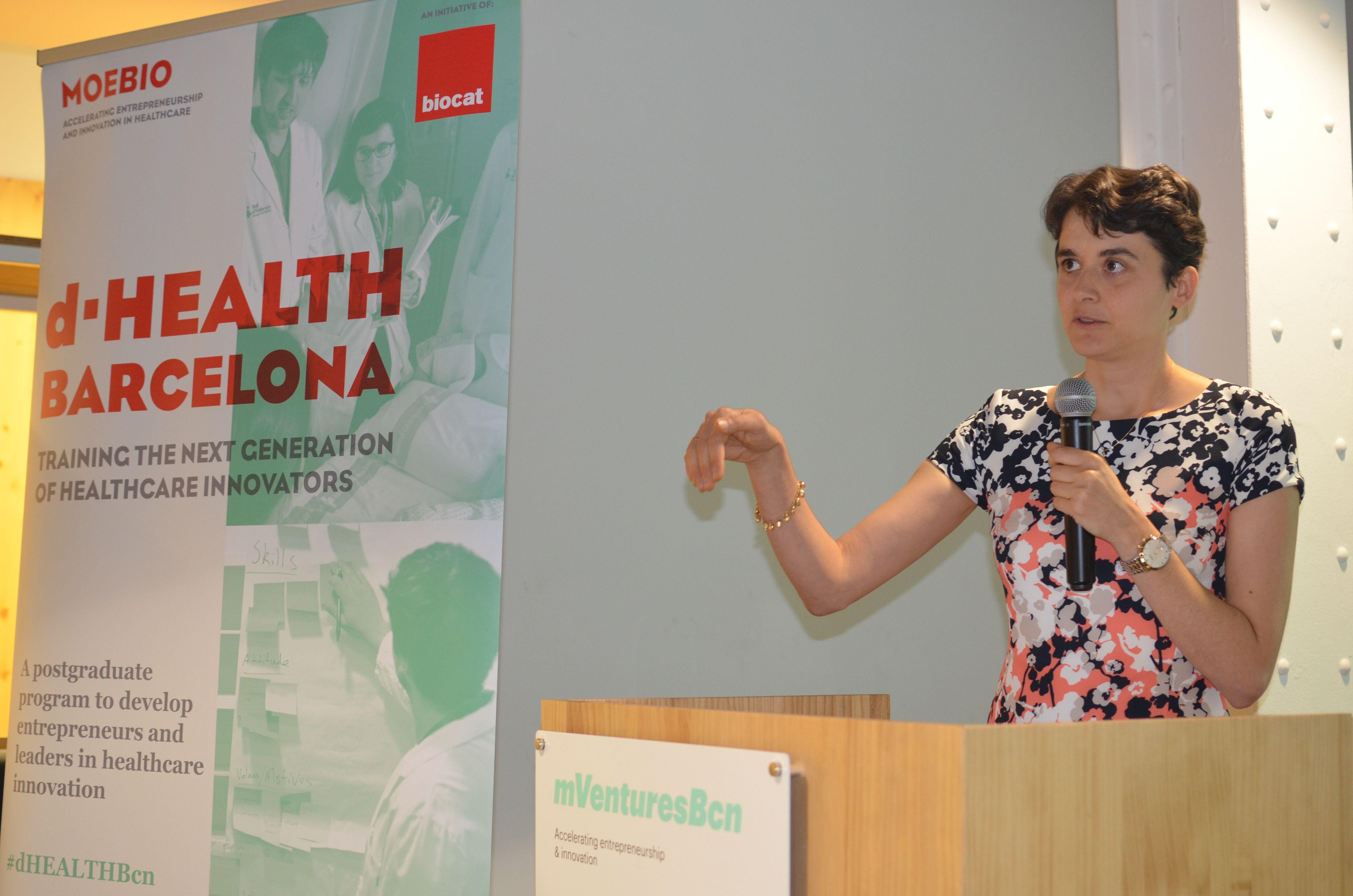 Marta Gaia Stanford D·Health Barcelona digital health