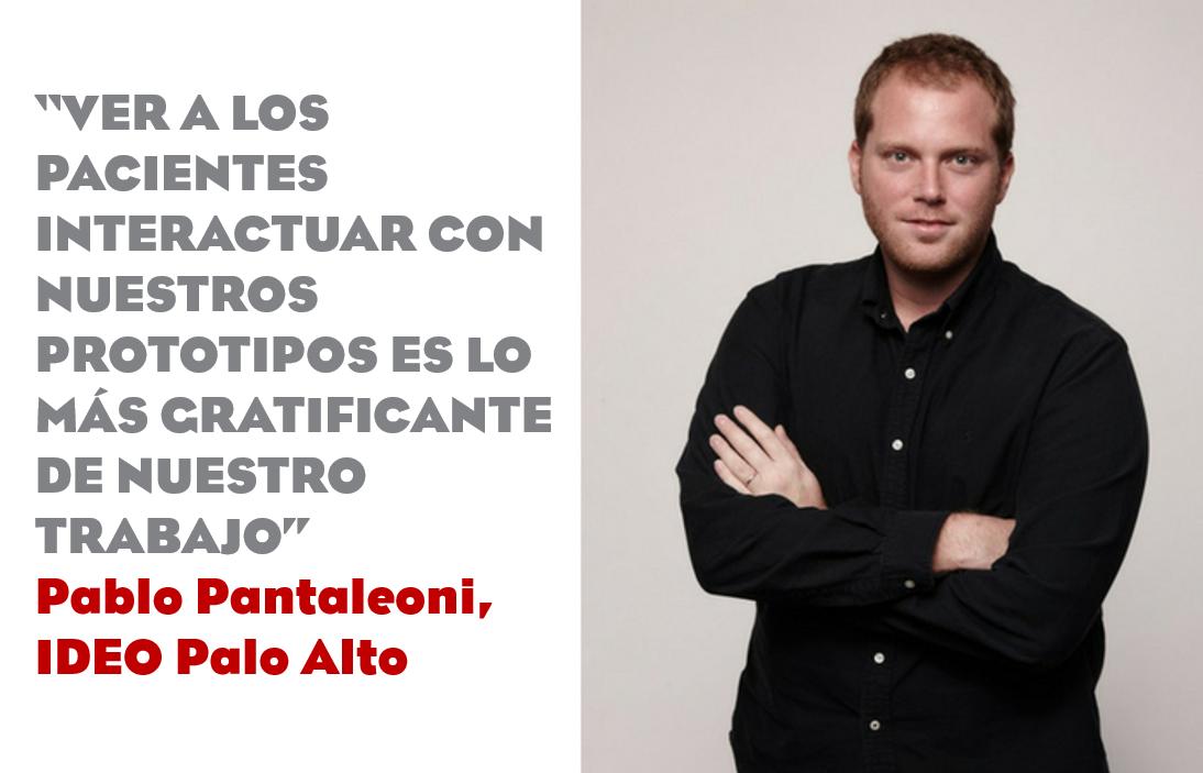 Entrevista pablo pantaleoni director de digital health for Ideo palo alto