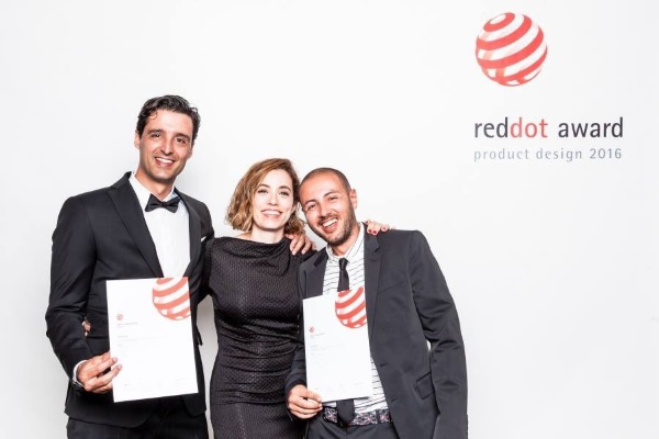 Xkelet diseño y salud red dot awards